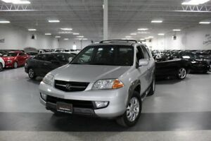 2003 Acura MDX SPORT UTILITY I LEATHER I SUNROOF I HEATED SEATS I