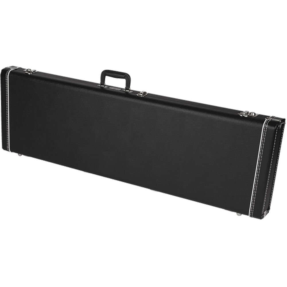 Fender Standard Precision Bass P-Bass Guitar Protective Travel Carry Hard Case