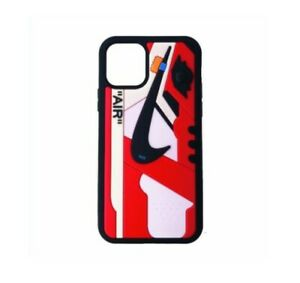 New Air Jordan 1 Off Chicago Iphone 11 Case Nike Hype Supreme Off
