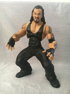 2005-JAKKS-WWE-WORLD-WRESTLING-RING-GIANTS-THE-UNDERTAKER-14-034-POSEABLE-FIGURE
