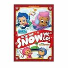 Bubble Guppies Team Umizoomi Into The 0097368045743 DVD Region 1