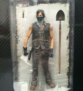 Daryl Dixon The Walking Dead TV series 7 Grave Digger Figure McFarlane Toys