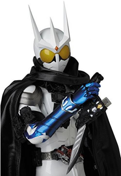 Nuevo Medicom Juguete Rah No.703 Masked Kamen Rider con Eterno Figura de Acción