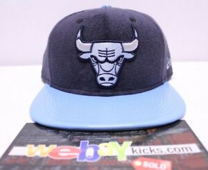db9f6d10 New Era Chicago Bulls Retro XI 11 Win Like 82 Navy Blue Snapback Cap ...