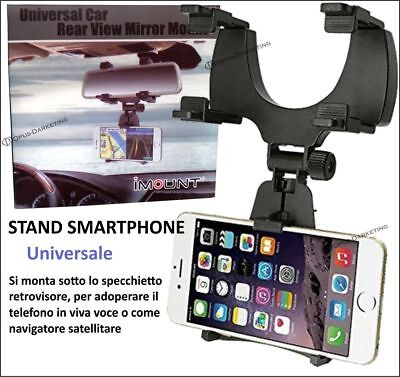 PORTA CELLUARE TELEFONO SMARTPHONE NAVIGATORE GPS X MOTO CICLO QUAD UNIVERSALE