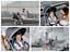 miniatura 2 - Lionelo Elia passeggino leggero pieghevole Regorabile con tradditori sdraiata GRI
