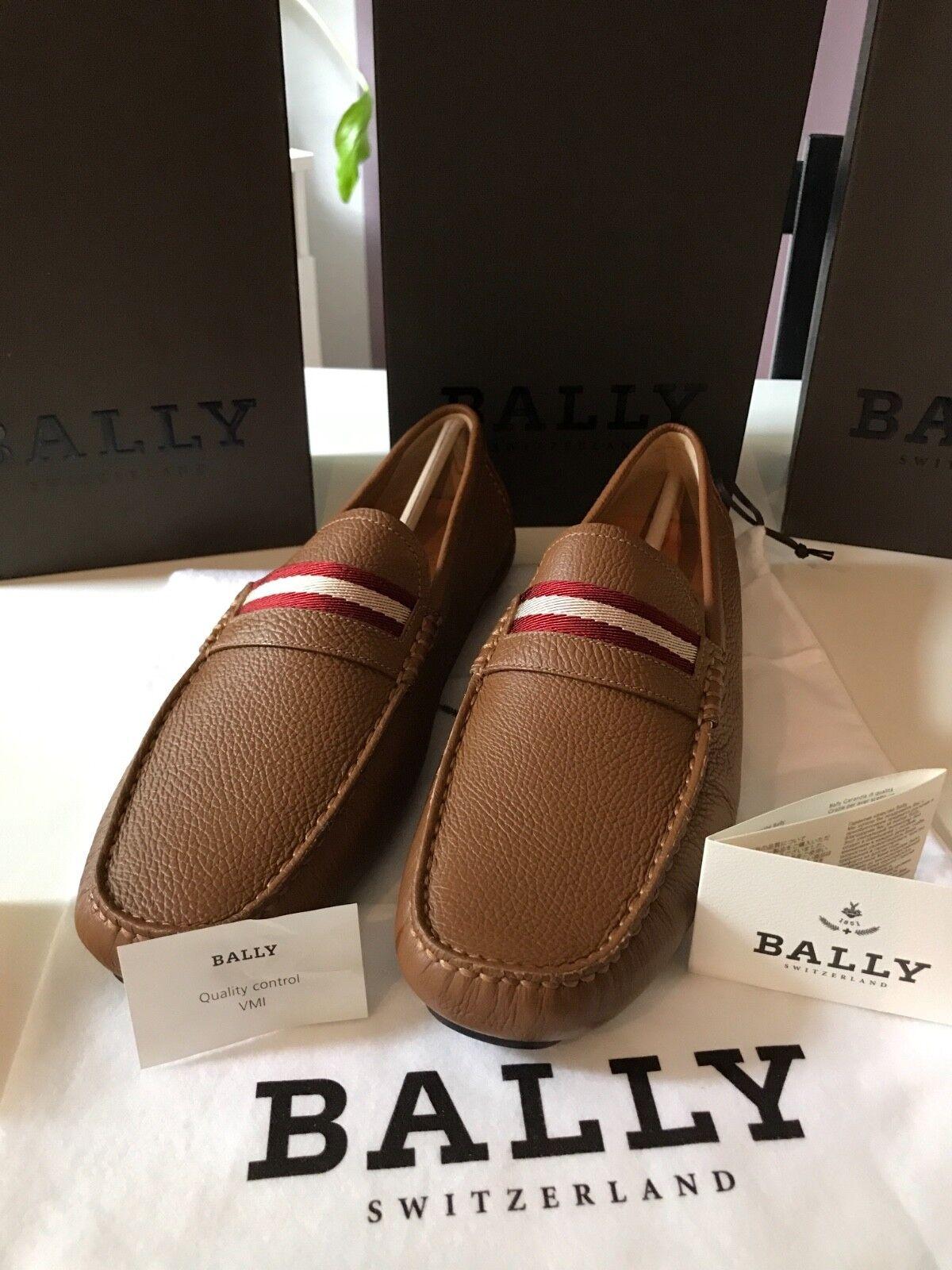 Bally Mokassins / Schuhe Gr. 43 NP: 320