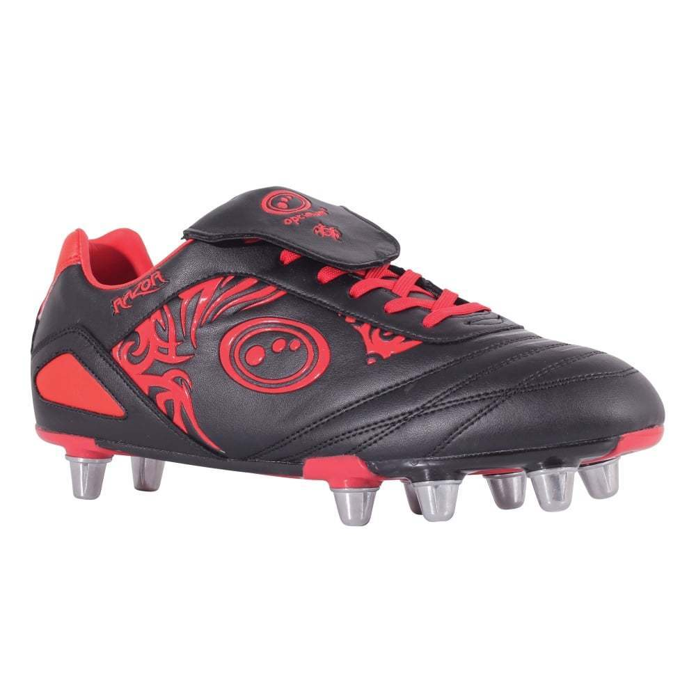 Optimum Sport Razor Light Synthetic Rugby And Football Stud Stiefel - Senior