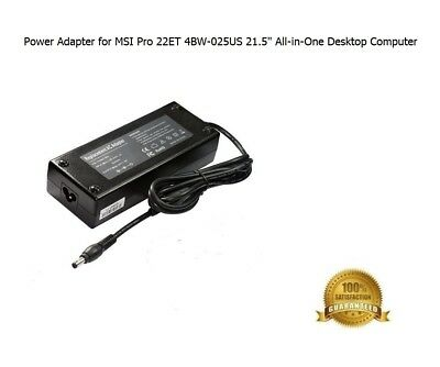 """Power Supply for MSI Pro 22ET 4BW-025US 21.5/"""" Desktop Computer MS-AC16"""