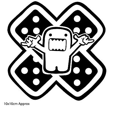 Wakaba Domo Import JDM Car Decal Sticker