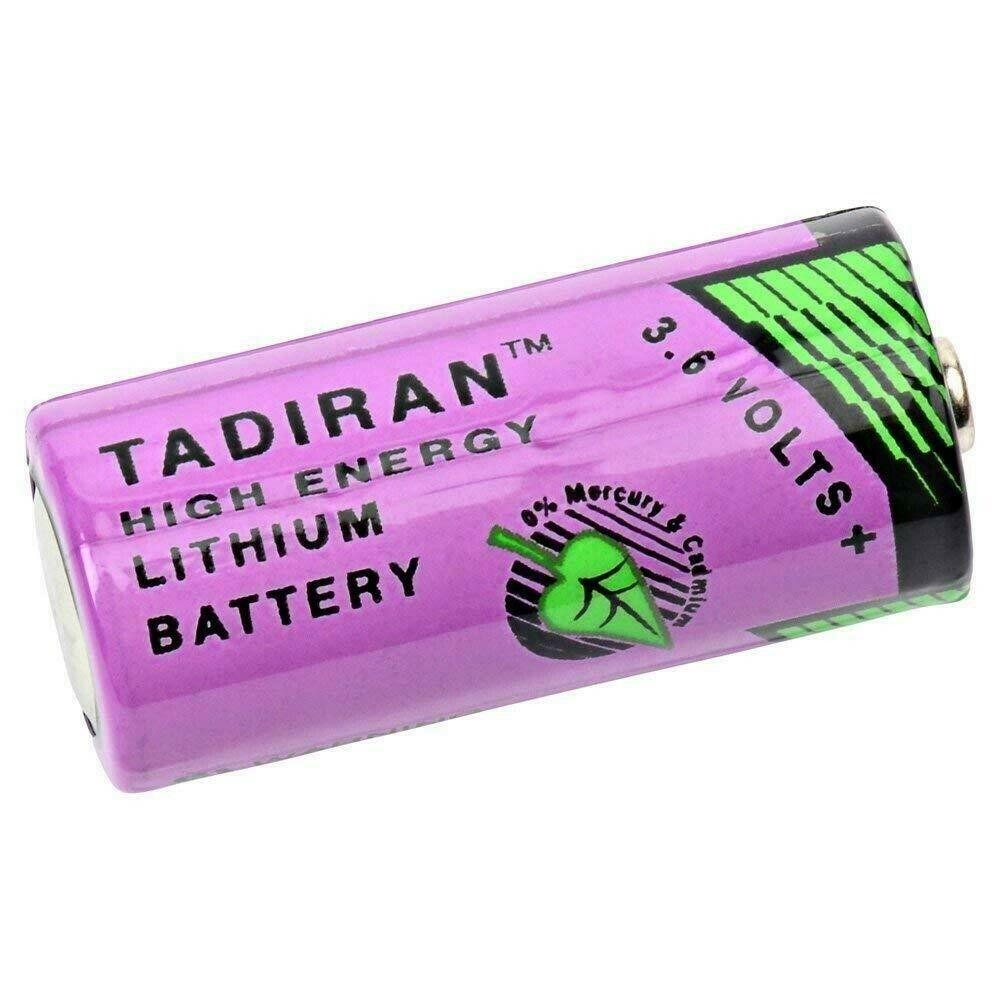 Tadiran TL-5955 2/3AA STD 3.6V Lithium Thionyl Chloride Battery FAST USA SHIP