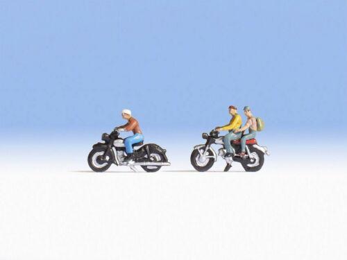 Noch-36904 Motorradfahrer