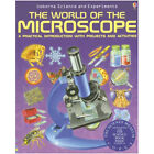 The World of the Microscope by Chris Oxlade and Corinne Stockley (2008, Paperback)