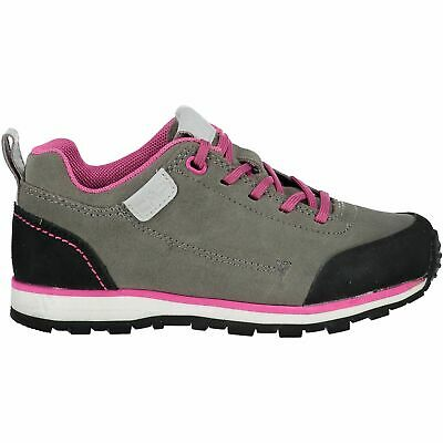 Cmp Scarponcini Outdoorschuh Kids Elettra Low Hiking Shoes Wp Grigio Impermeabile-