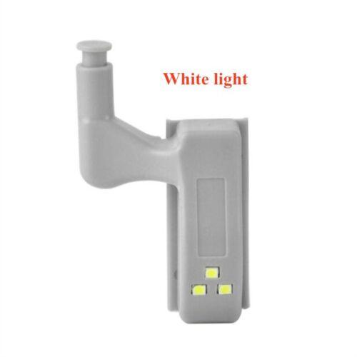 10pcs Cabinet LED Light Kitchen Living Room Furniture Hinge Sensor Light System