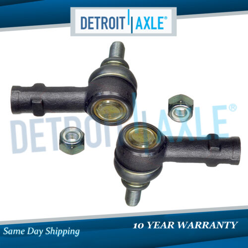 Brand New Front Outer Tie Rod End Links for Mercedes-Benz 2 Set of