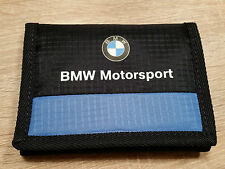 NEW ORIGINAL PUMA BMW MOTORSPORT M WALLET