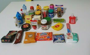 COLES-MINIS-COMPLETE-FIRST-SET-OF-30-MINI-GROCERIES