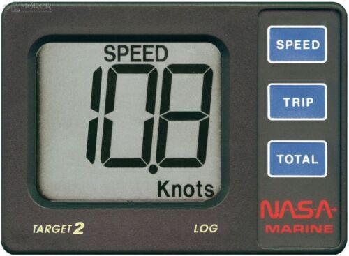 Fahrtmessanlage Logge NASA TARGET2
