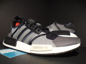 8b8e37770 ADIDAS NMD R1 GEOMETRIC CAMO CORE BLACK NAVY BLUE GREY CHALK WHITE ...