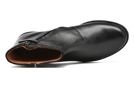 Shwik Stampa Cremallera Tobillo Negro Botas Negro Tobillo LN16 62 2bfc42