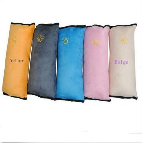 Baby Children Car Seat Belt Shoulder Harness Mats Cushion Pillow Sleeping Pad Z