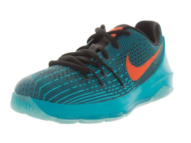 new style dc77c bd8fe Nike KD VIII 8 Kevin Durant GS Boys Youth Basketball Shoes768867 480 Size  6.5y