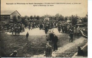 S-77814-FRANCE-02-VILLERS-ST-CHRISTOPHE-CPA