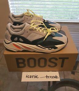 7dcf5575243c6 Adidas Yeezy Wave Runner 700 Solid Grey Size 12 - DEADSTOCK - Kanye ...