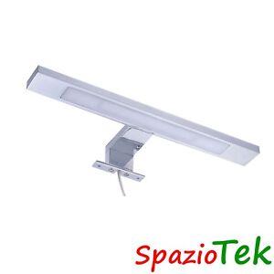 Lampada led da parete 5w 220v quadro bagno applique led illuminazione specchi ebay - Applique bagno led ...