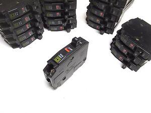 NEW .. Square D QO Circuit Breaker 60A, 1P Cat# QO160 (Plug-In Type) .. UA-12