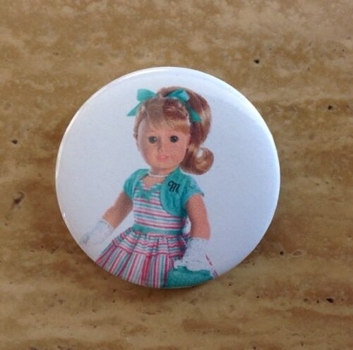 """American Girl Doll Maryellen Button Badge 2.25/"""" Pin Party Favor Gift Accessory"""