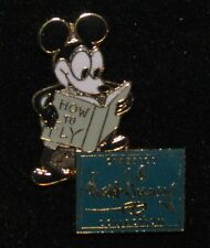 NO 3 Walt Disney PIN Mickey Mouse Classics Collection How to Fly LAST ONE