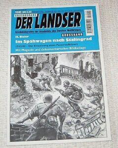 Der-Landser-Grossband-Nr-1040-034-Im-Spaehwagen-nach-Stalingrad-034-Weltkrieg-Sammlung