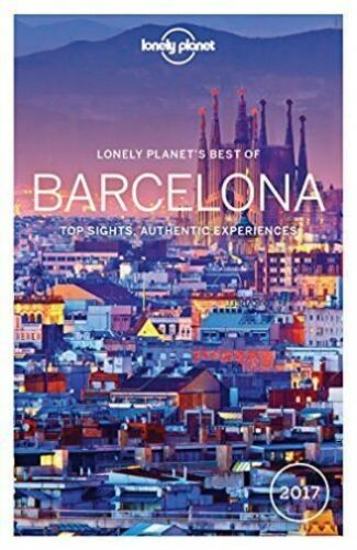 1 of 1 - Lonely Planet Best of Barcelona 2017 by Lonely Planet, Andy Symington, Sally...