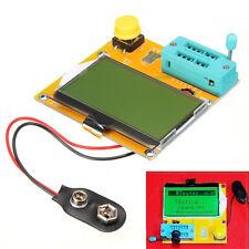 LCD ESR Meter led Mega328 Transistor Tester Diode Triode Capacitance MOS/PNP/NPN