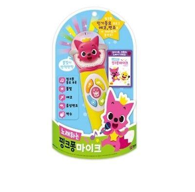 Angemessen Mimi Pinkfong Mic Wireless Gesangsmikrofon Lieder Toy Book Set Das Ganze System StäRken Und StäRken