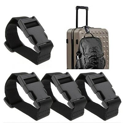 Adjustable Protection Travel Luggage Buckle Straps Suitcase Portable