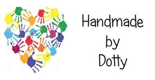Hands Love heart 65 Personalised Mini Address labels Handmade etc