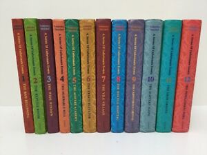 Lemony-Snicket-A-Series-Of-Unfortunate-Events-1-12-Hardback-Book-Set
