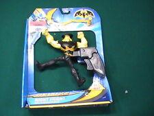 Mattel Batman Deluxe Night Fright Scarecrow w/ Trigger & Rotation Action *NIP*