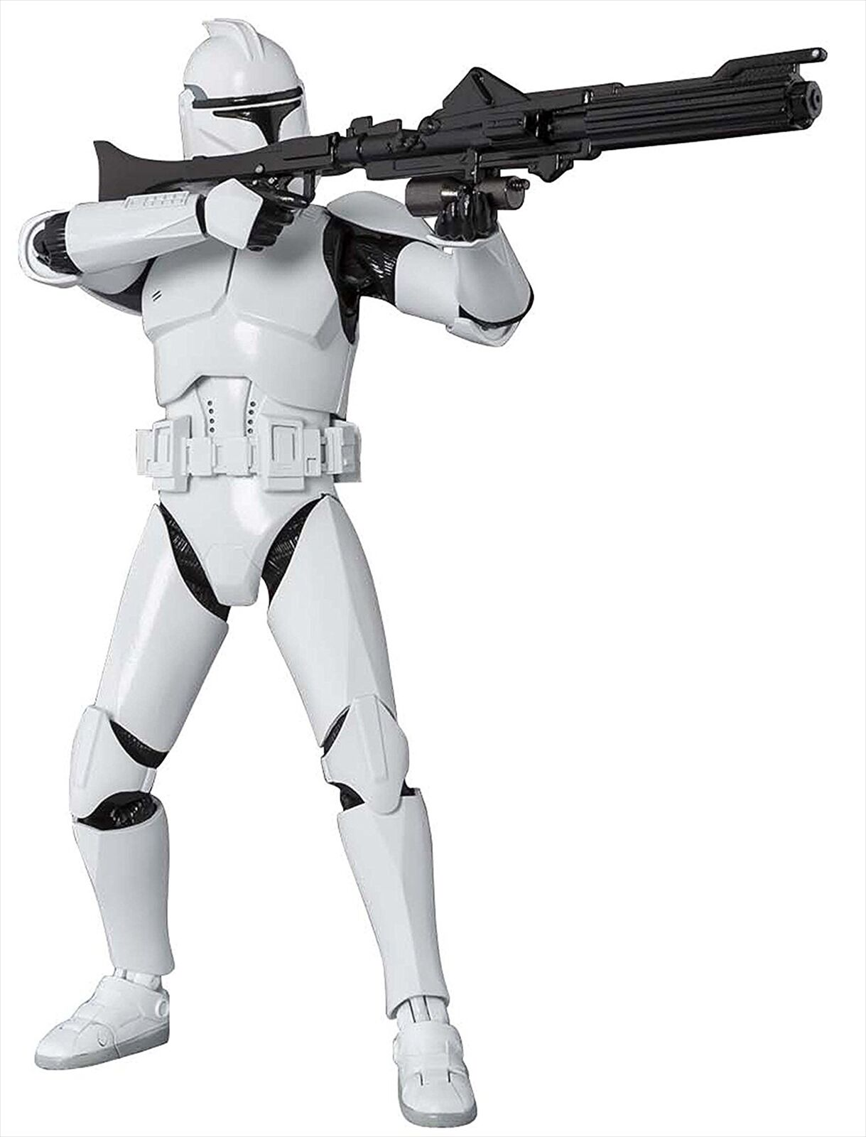 Bandai S.H. Figuarts Estrella Wars Clone Trooper 150mm fase 1 Figura De Acción