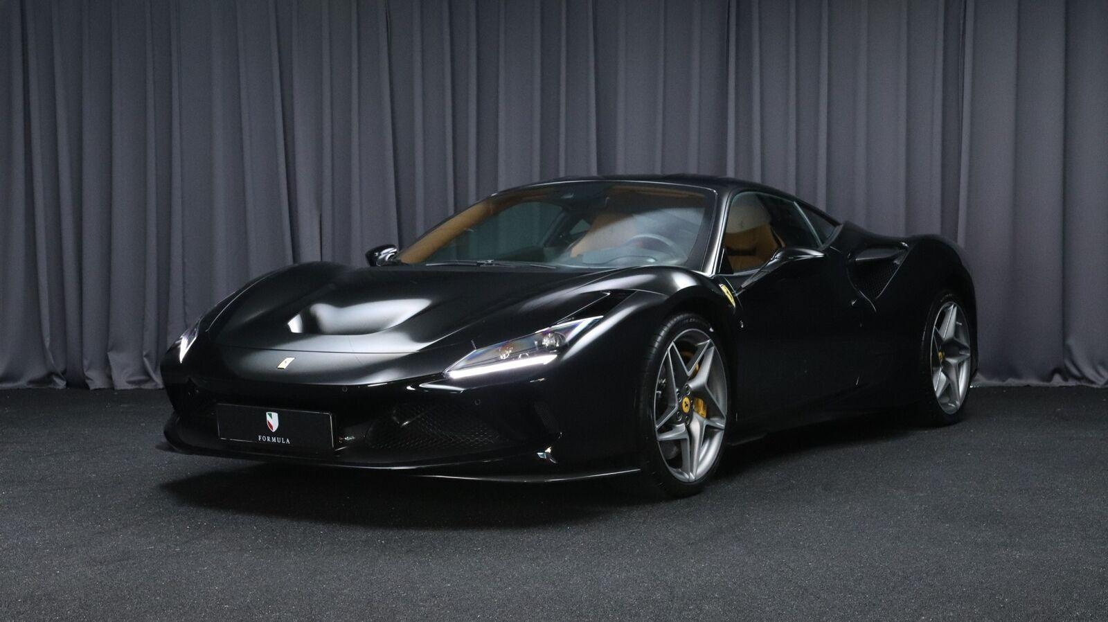 Ferrari F8 Tributo 3,9 DCT 2d - 34.995 kr.