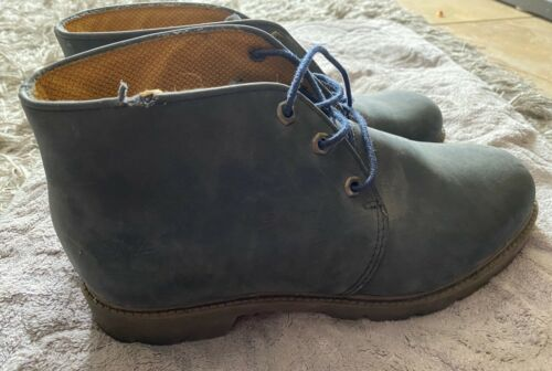 Timberland Vintage Men's Size 9 WIDE Leather Chukk