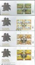 UNITED NATIONS 1995 YOUTH OUR FUTURE  LOT OF 16 FIRST DAY COVERS