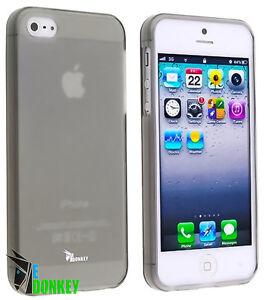 CUSTODIA-CASE-COVER-PER-APPLE-IPHONE-5-5S-TRASPARENTE-TPU-GRIGIO