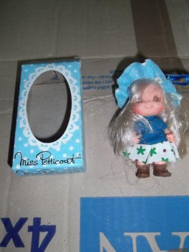 Italocremona Sara Kay Miss Petticoat Mignon Mignonette Doll Poupee Muñeca cm 8