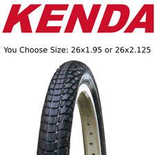 2 x mature cover bikes 26 x 1,95 kenda khan black coat