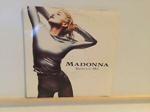 Madonna-Rescue-Me-7-034-Vinyl-Single-Pic-Sleeve-1991-W0024-EEclmVG