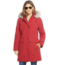 """Calvin klein Performance """"Expedition"""" Parka With Faux Fur Trim- Small MSRP-$390"""
